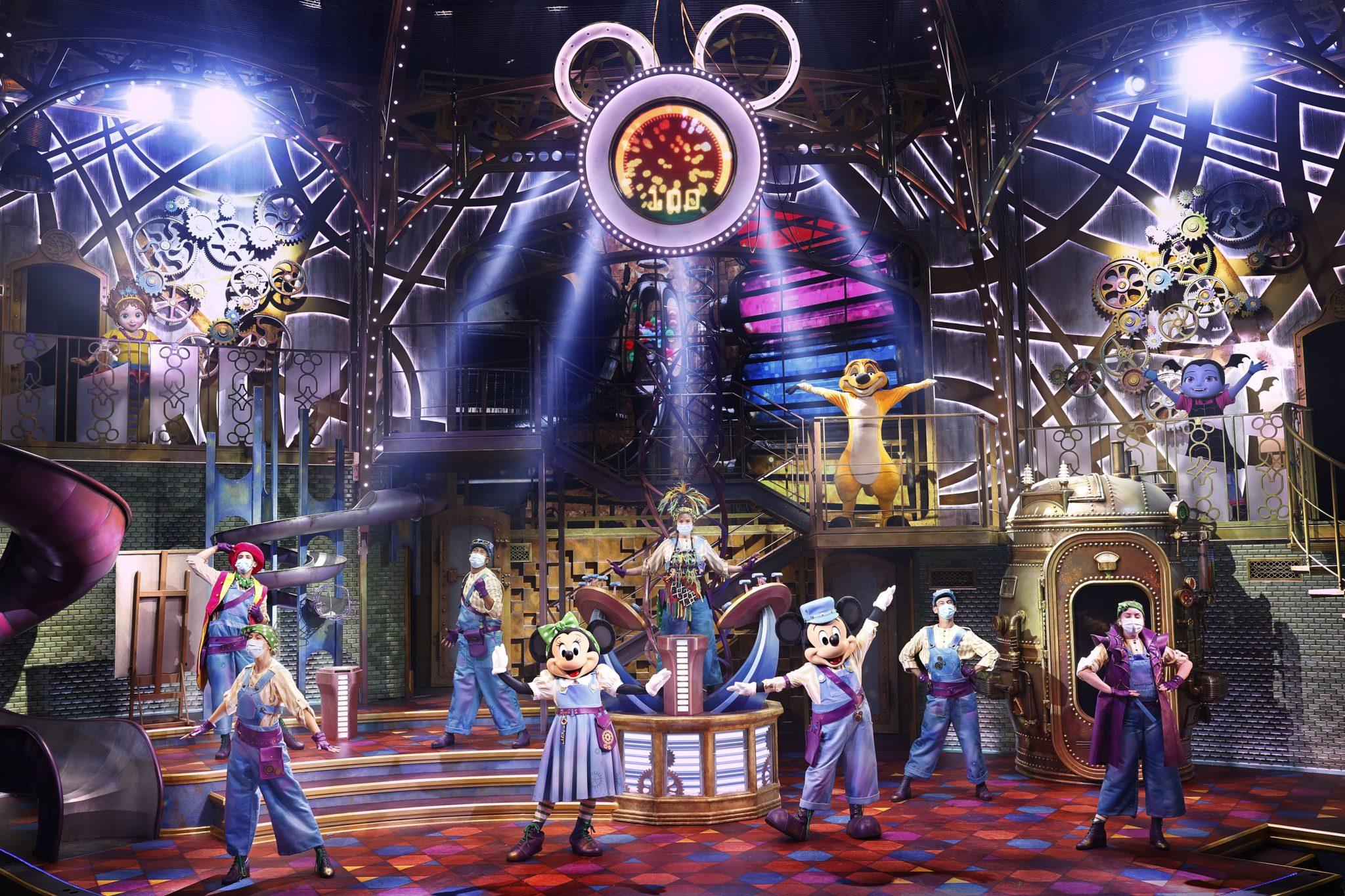 Disney Junior Dream Factory Disneyland Paris