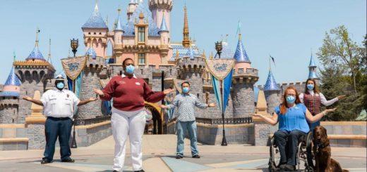 Disneyland Masks