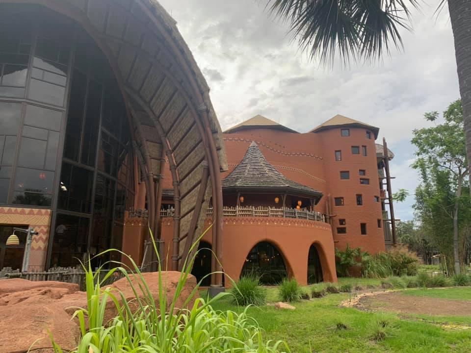 Animal Kingdom Lodge Kidani