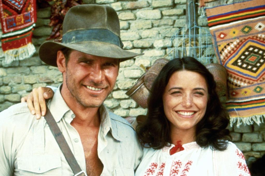 Marion Indiana Jones