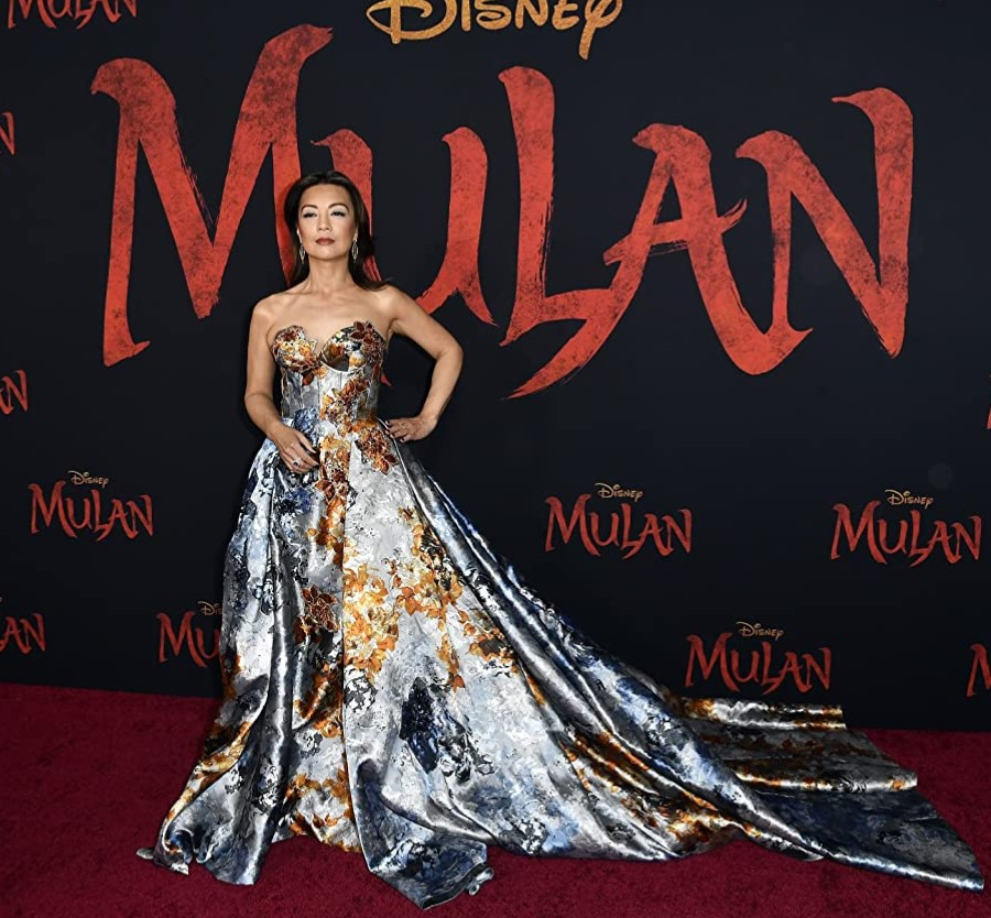 Ming-Na Wen Mulan 2020