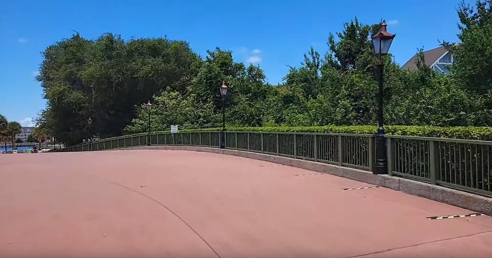 Epcot Walkway
