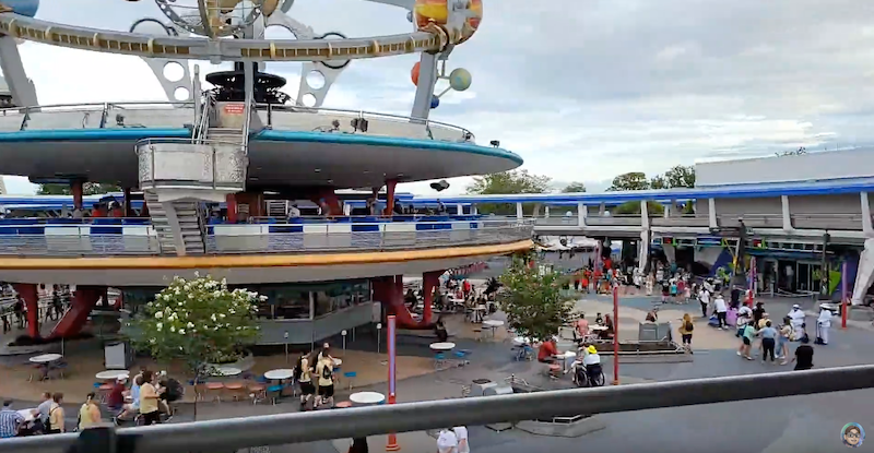 Tomorrowland, People Mover