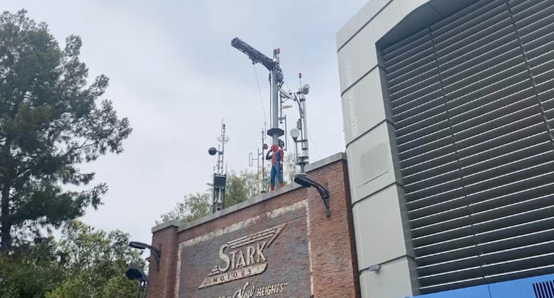 Spider-Man, Avengers Campus