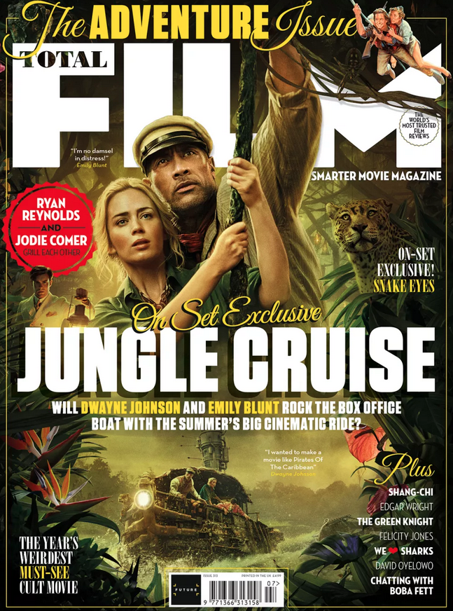 Total Film, Jungle Cruise
