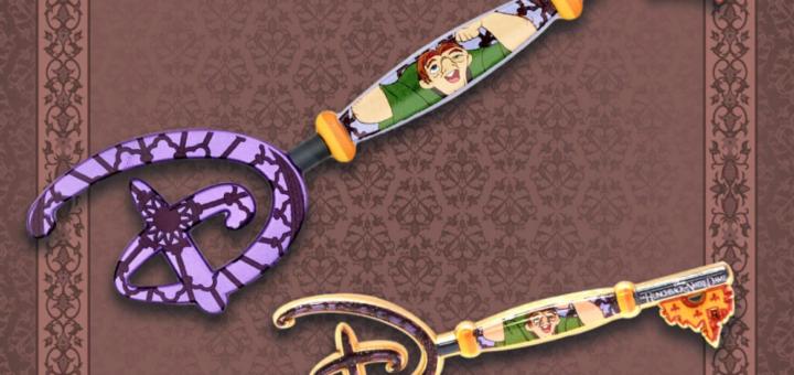 Hunchback of Notre Dame key