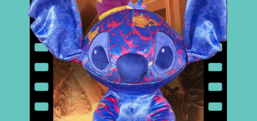 Stitch Crashes Aladdin