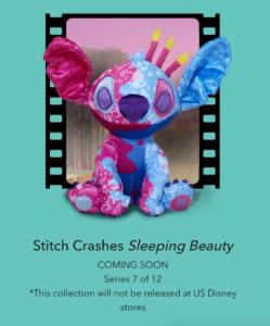 Stitch Crashes Sleeping Beauty