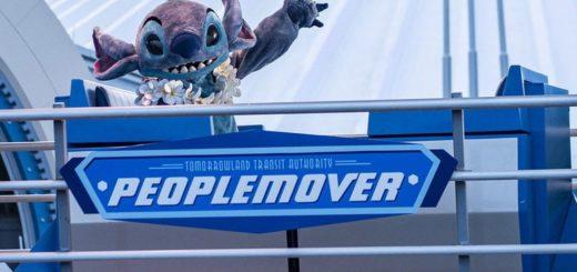 Stitch PeopleMover