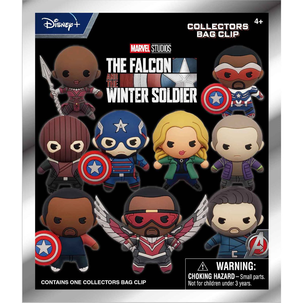 The Falcon and The Winder Soldier Monogram Blind Bag