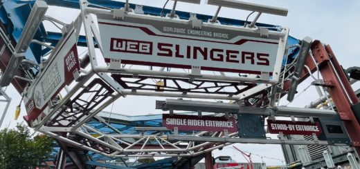 Web-Slingers, Spider-Man, Avengers Campus