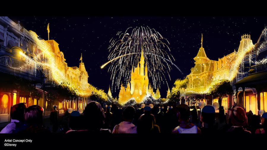 Disney Enchantment live stream