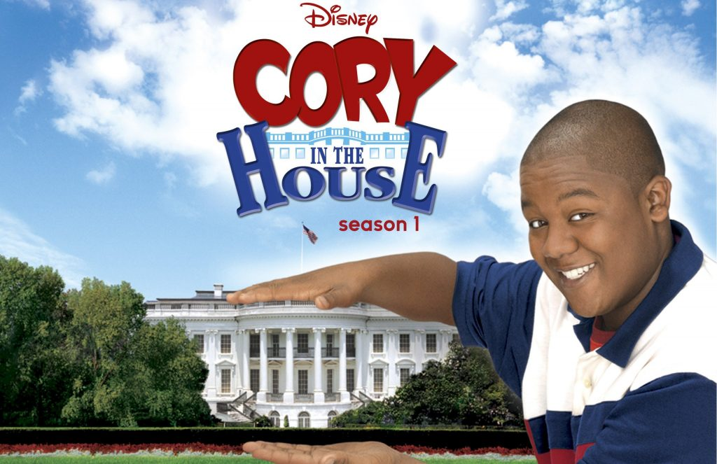 Kyle Massey Cory in the House