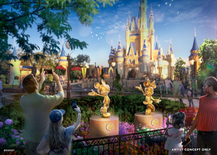 Jeff Vahle, Disney World, Minnie, Mickey