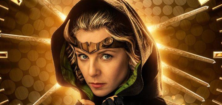 Sylvie, Lady Loki, Marvel, Loki