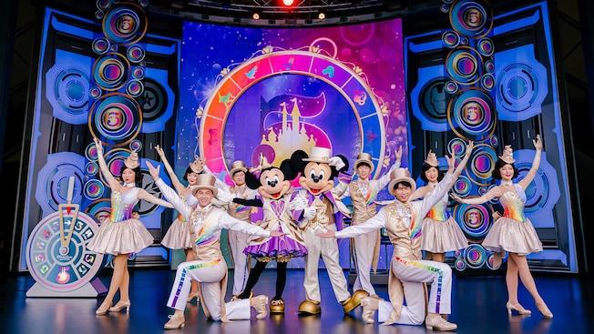 Shanghai Disney Surprise Show