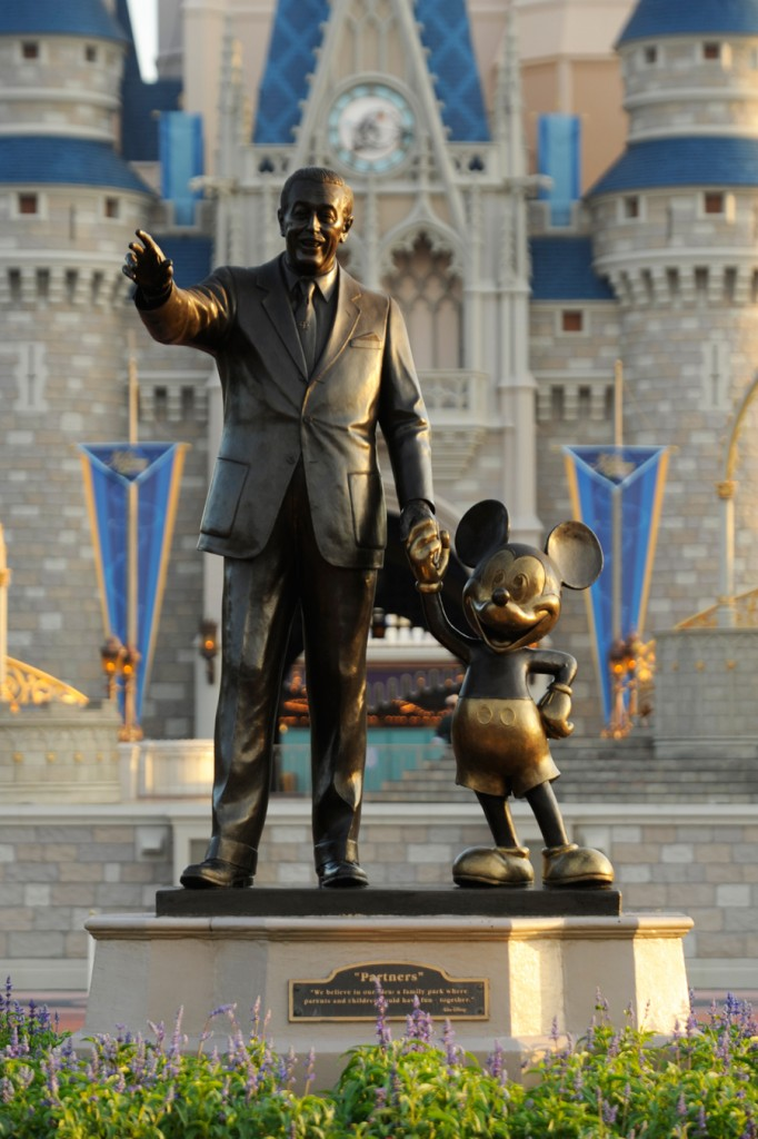 Partners, Mickey Mouse, Walt Disney