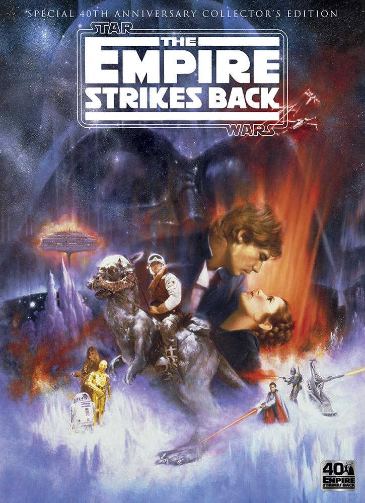 Empire Strikes Back, Star Wars