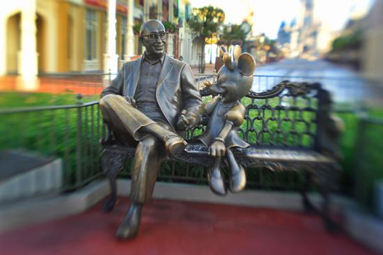 Sharing the Magic, Minnie, Roy Disney