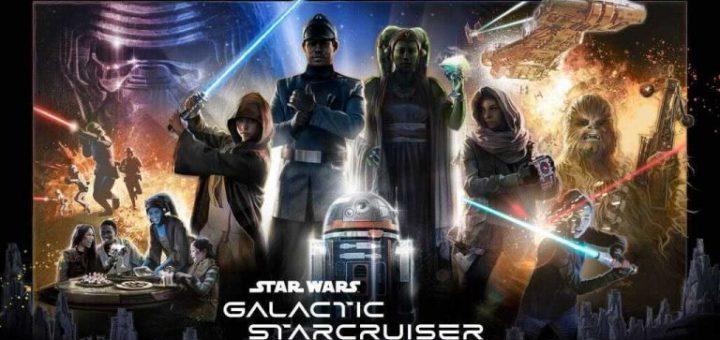 Star Wars Hotel Poster