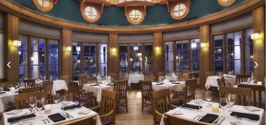Yachtsman Steakhouse Disney