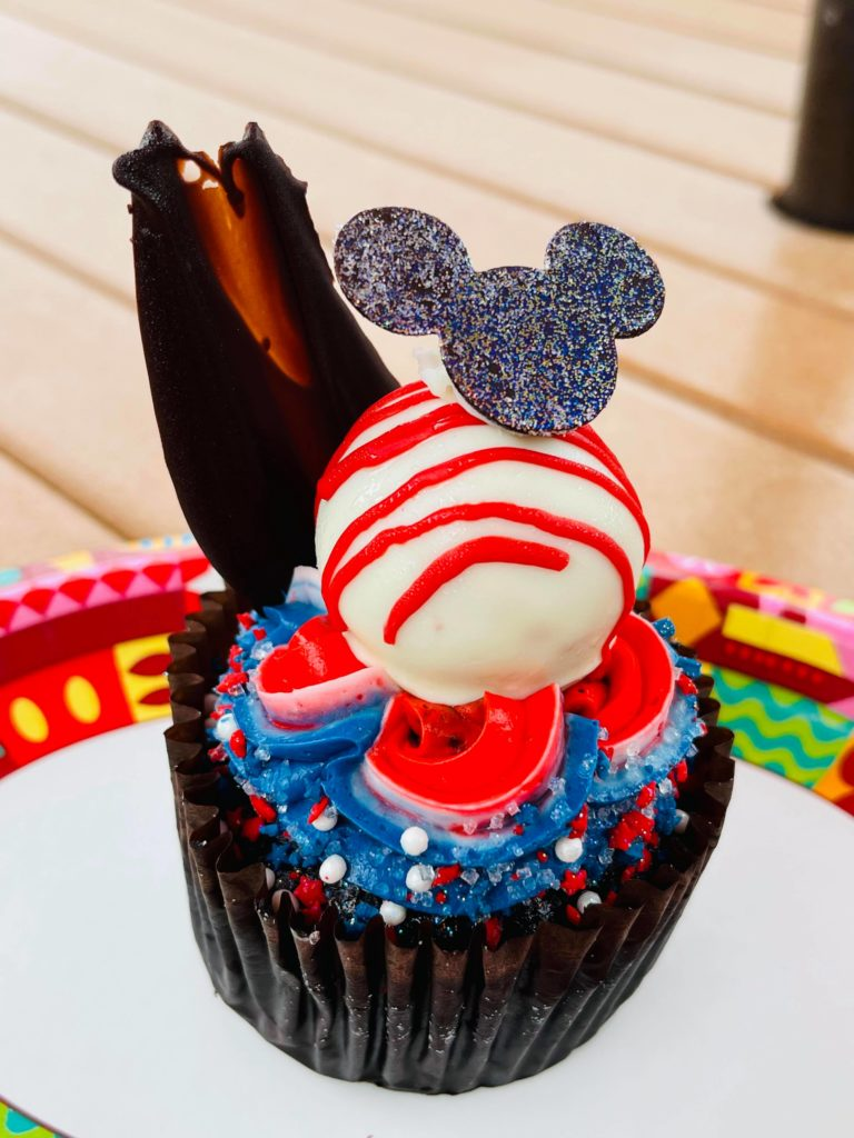 4th Poly Cupcake