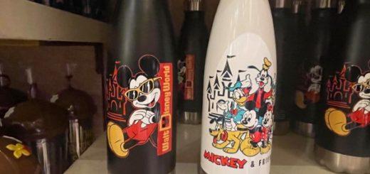 new disney water bottles