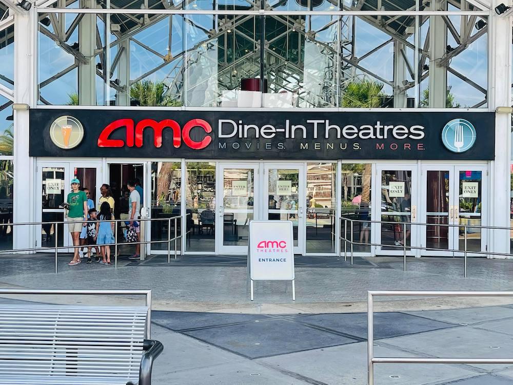 Jungle Cruise, AMC Theater, Disney Springs