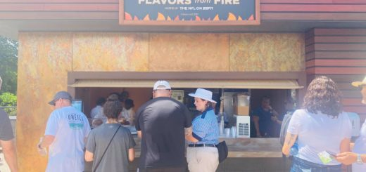 Flavors from Fire EPCOT