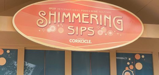 Shimmering Sips EPCOT