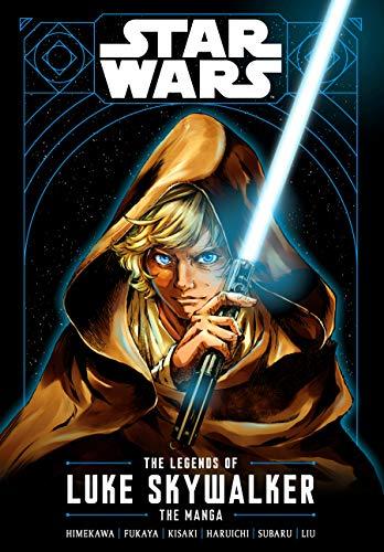 Luke Skywalker, Legends of Luke Skywalker, Star Wars Manga