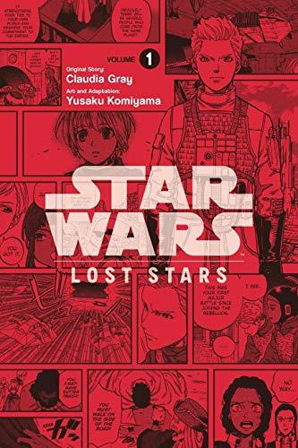 Lost Stars, Star Wars Manga