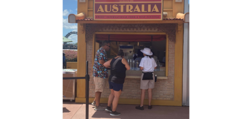 Australia Pavilion EPCOT Festival