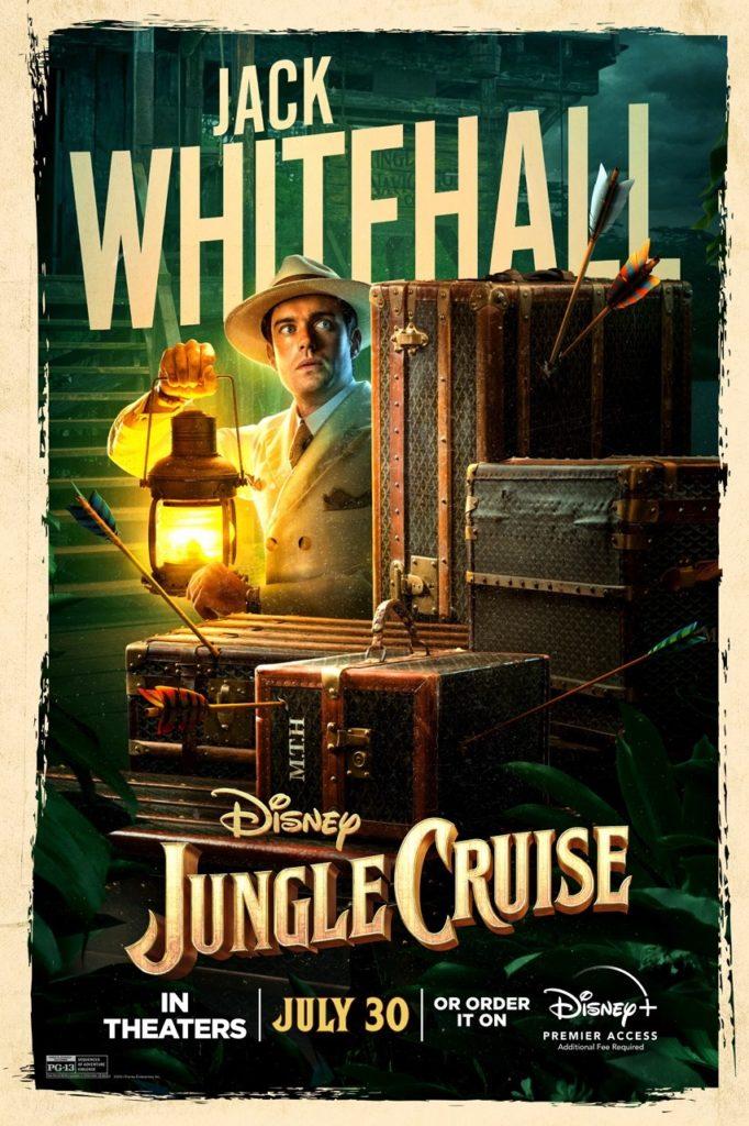Jack Whitehall, Jungle Cruise