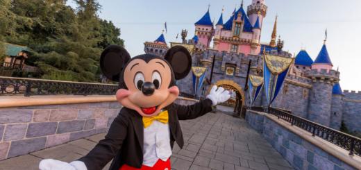Disneyland California Resident Tickets