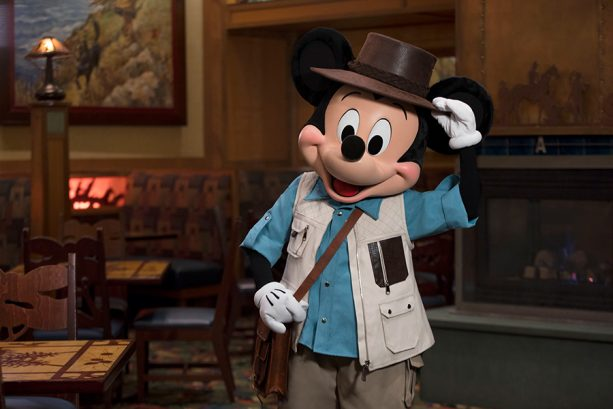 Mickey's Adventure Breakfast