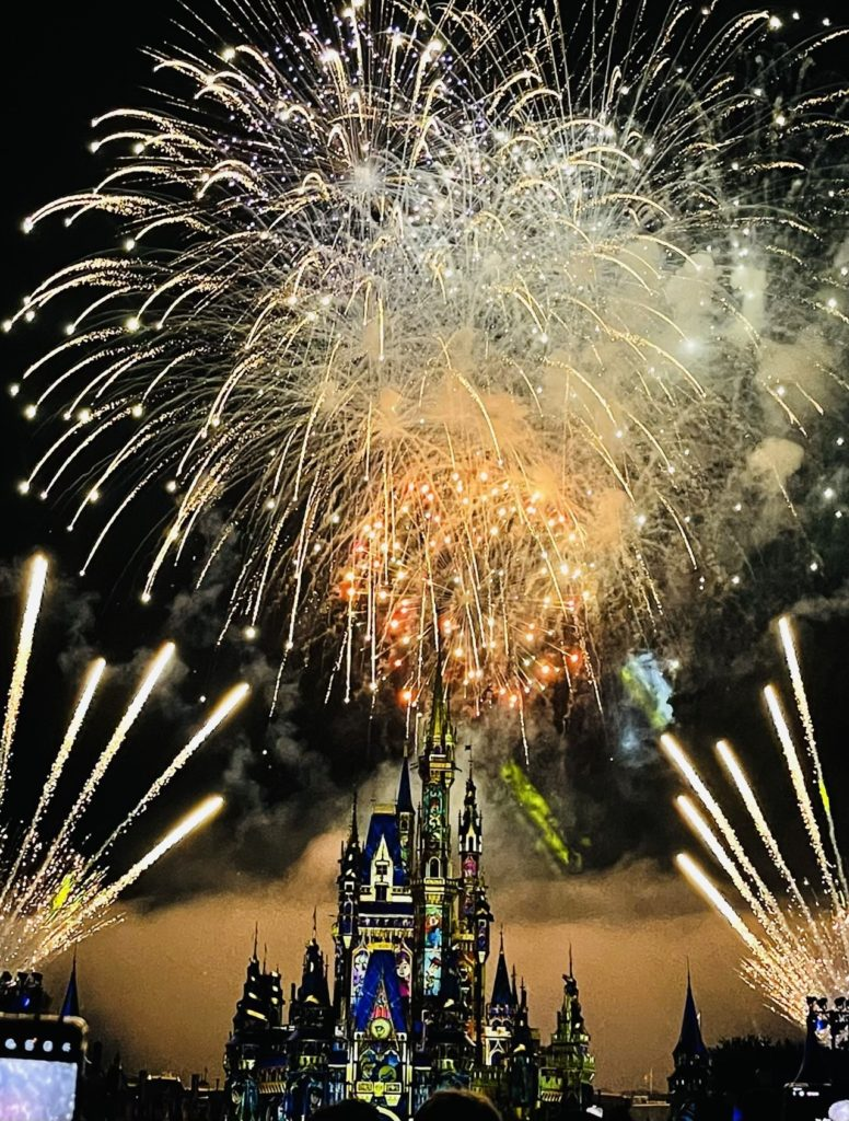 Happily Ever Fireworks
