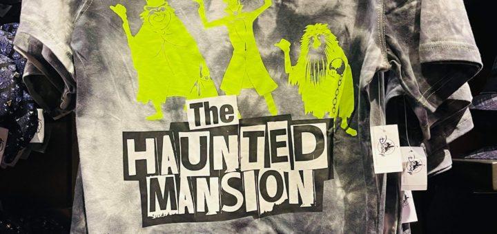 New Haunted Mansion Shirt