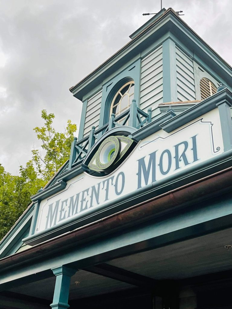 Memento More Magic Kingdom