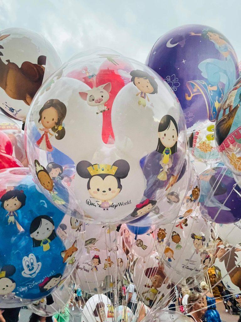New balloons on Main Street