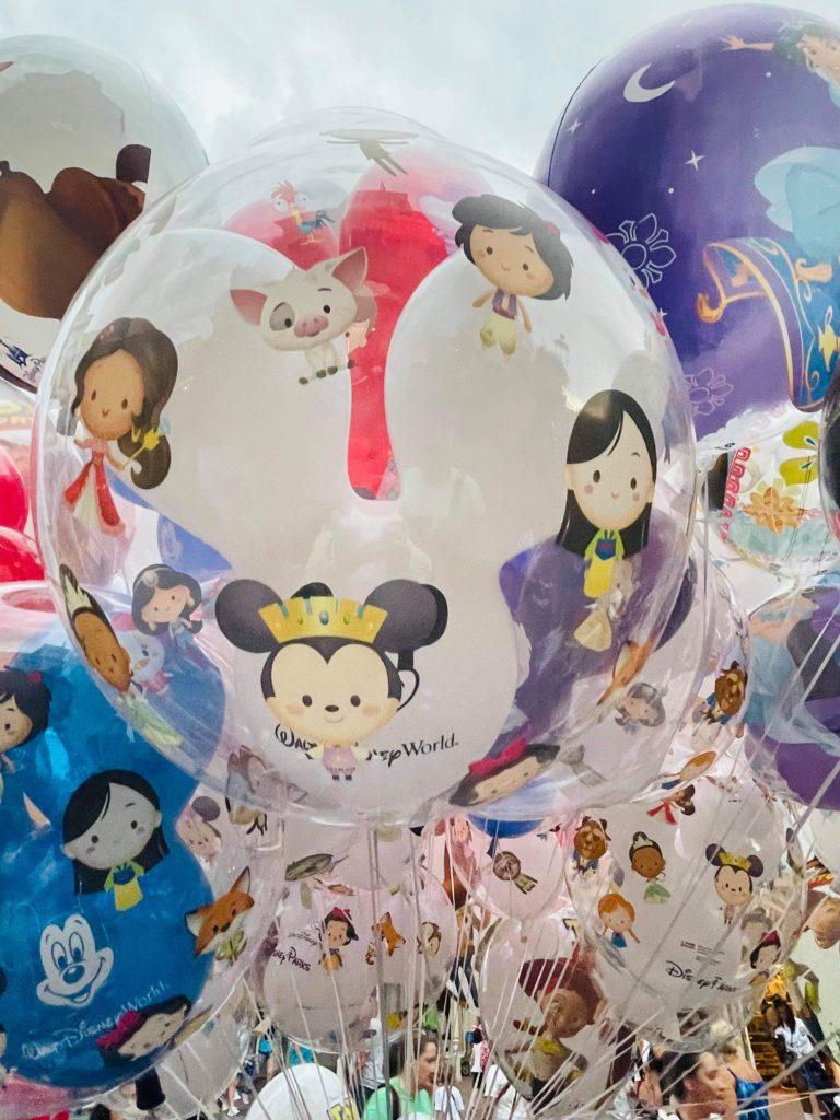 New Main Street Balloons