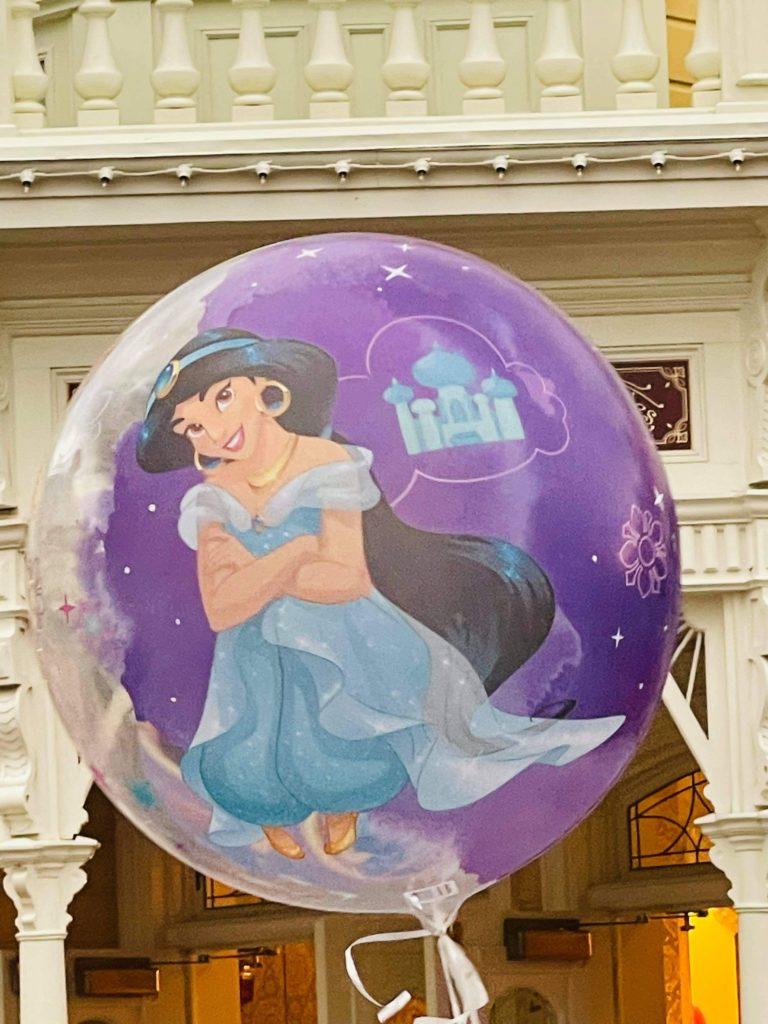 Jasmine balloon