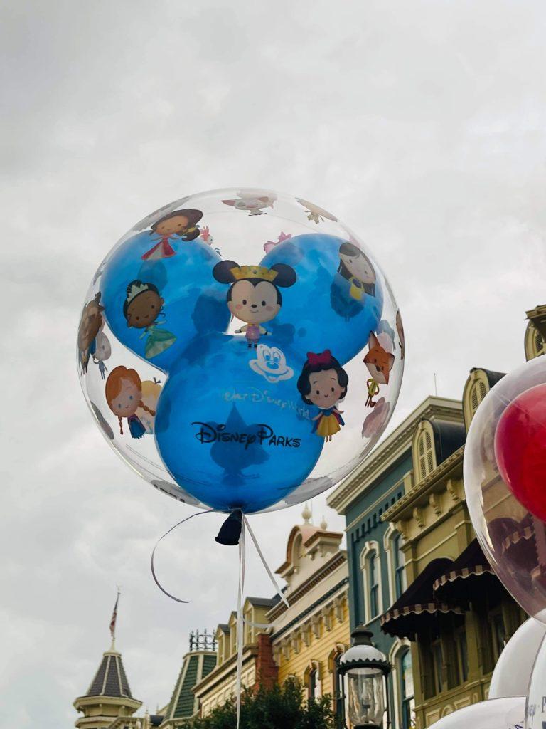 New Man Street Balloons