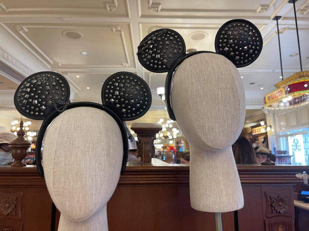 Studded Mickey Ears