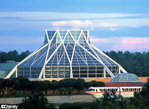 the land pavilion