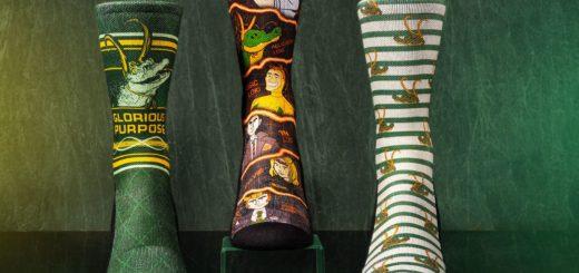 Loki socks