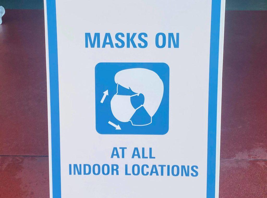 mask return
