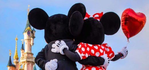 Mickey Minnie February
