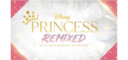 Disney Princess Remixed