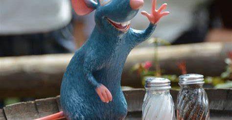 Remy's Ratatouille Hide and Squeak